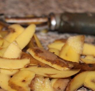 Kartoffelschälmaschine Test